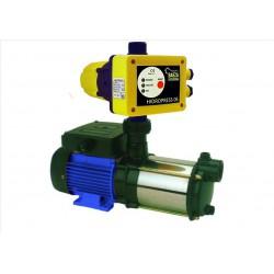 Grupo de presión simple c/controlador de presión