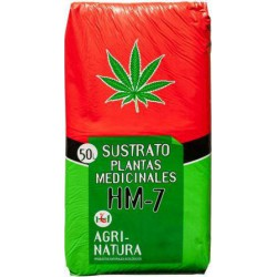 Sustrato plantas medicinales HM7