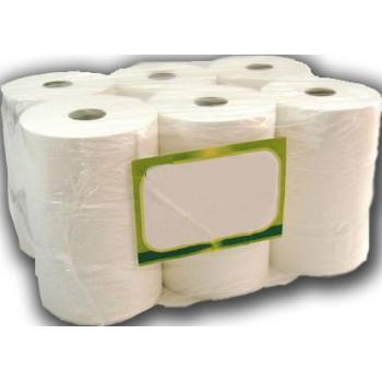 Papel higienico industrial pasta pura