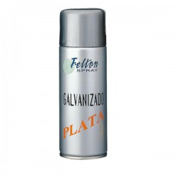 Pintura spray galvanizado 400 ml
