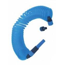 Manguera espiral c/conexiones 10 mt
