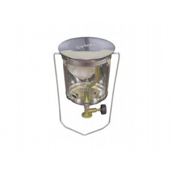Lampara camping gas c/cristal
