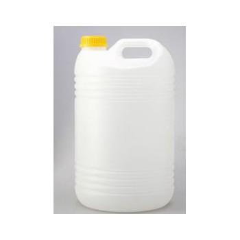 Garrafa plastico c/tapon 25 L
