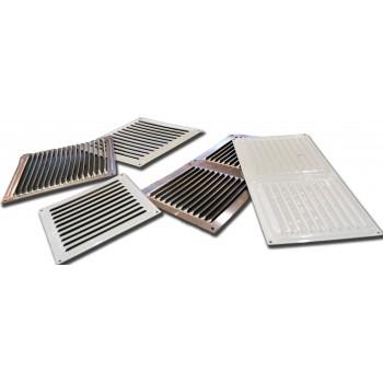 Rejilla aluminio