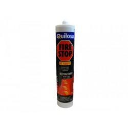 Silicona refractaria negro 300 ml
