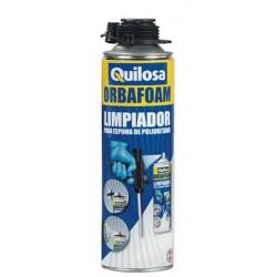 Limpiador espuma poliuretano 500 ml