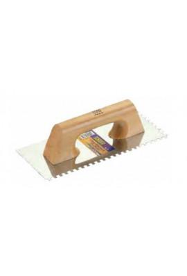 Llana almenada dentada