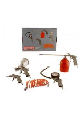 Kit accesorios aire comprimido