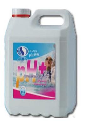 Incrementador de pH líquido