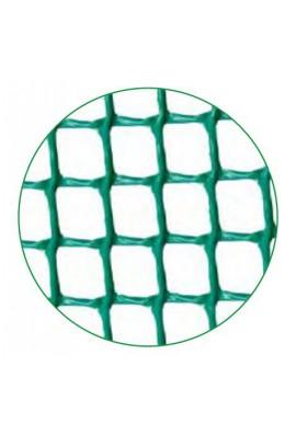 Malla plástica cuadrada