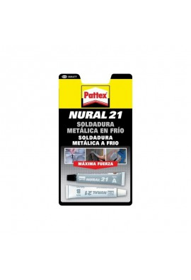 Pattex Nural 21 (soldadura en frio)
