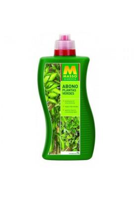 Abono liquido plantas verdes