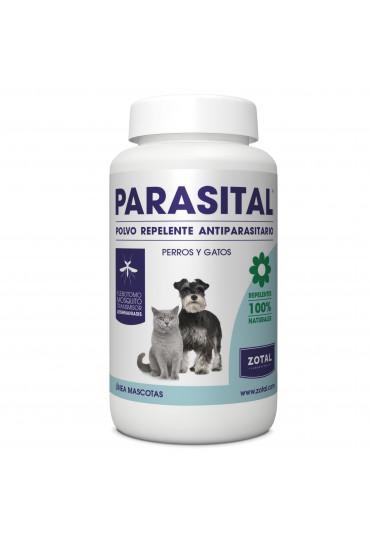Antiparasitario perros y gatos polvo