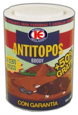 Cebo fresco brody antitopos