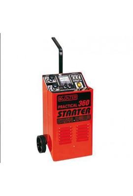 Cargador/arranque baterías solter starter 360
