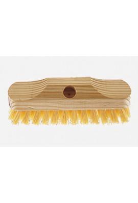 Cepillo de fibra plástica