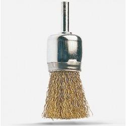 Cepillo metálico brocha