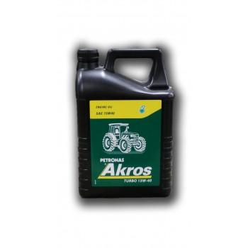 Aceite Akros turbo 15W 40