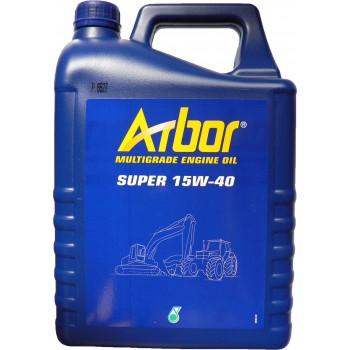 Aceite Arbor super 15W-40