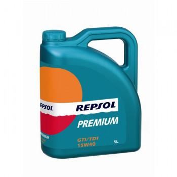 Aceite Repsol Premium 15W40