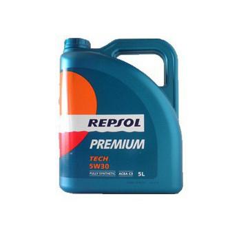 Aceite  Repsol Premium Tech