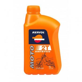 Aceite Repsol sintético 2T