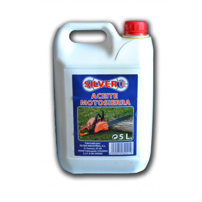 Aceite silver cadena motorsierra - Aceite cadena motosierra ...