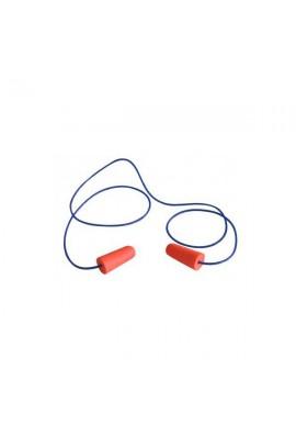 Tapones auditivos con cordón